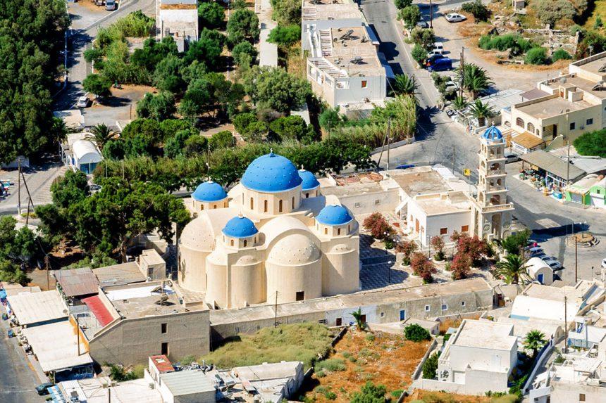 Церковь Святой Ирины, Перисса