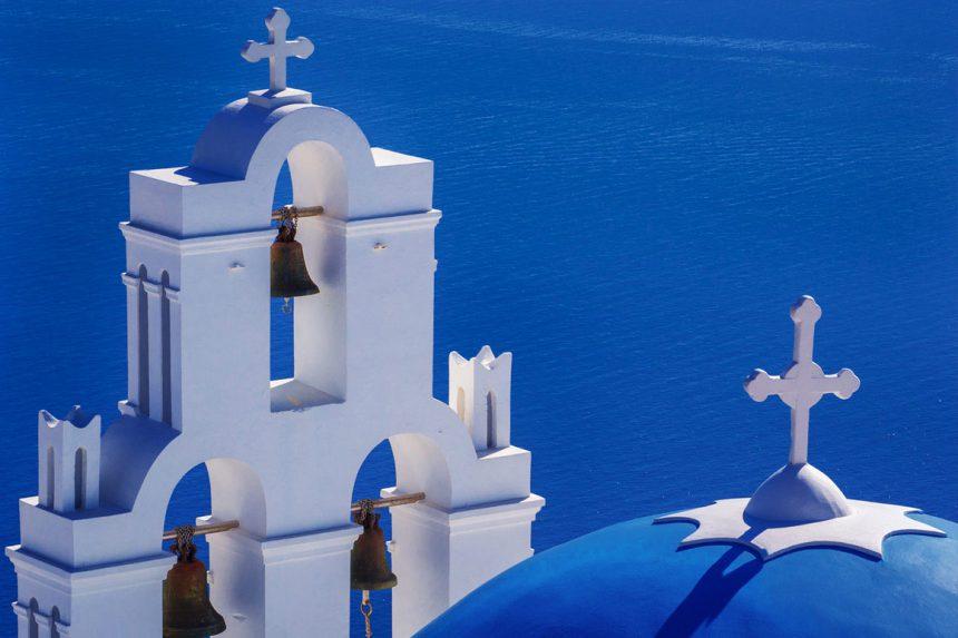 Церкви Фиры, Санторини