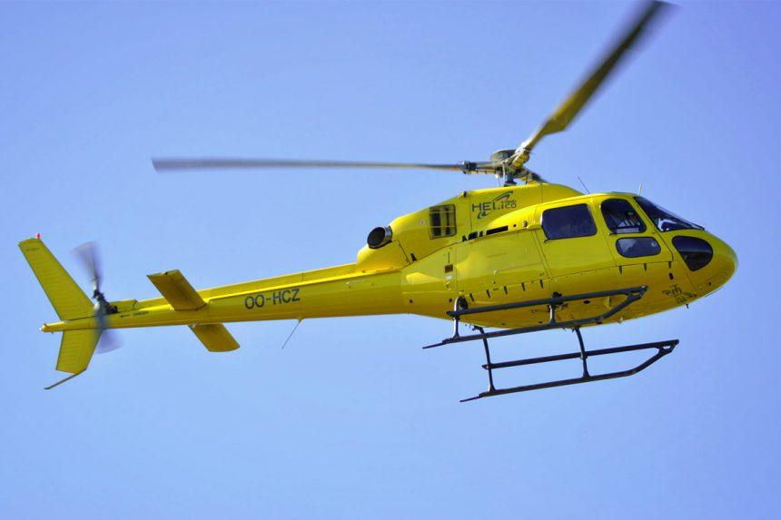 Аренда вертолёта на Санторини: Airbus AS 355N
